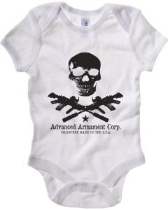 Body Neonato Bianco TM0364 advanced-armament-corp usa
